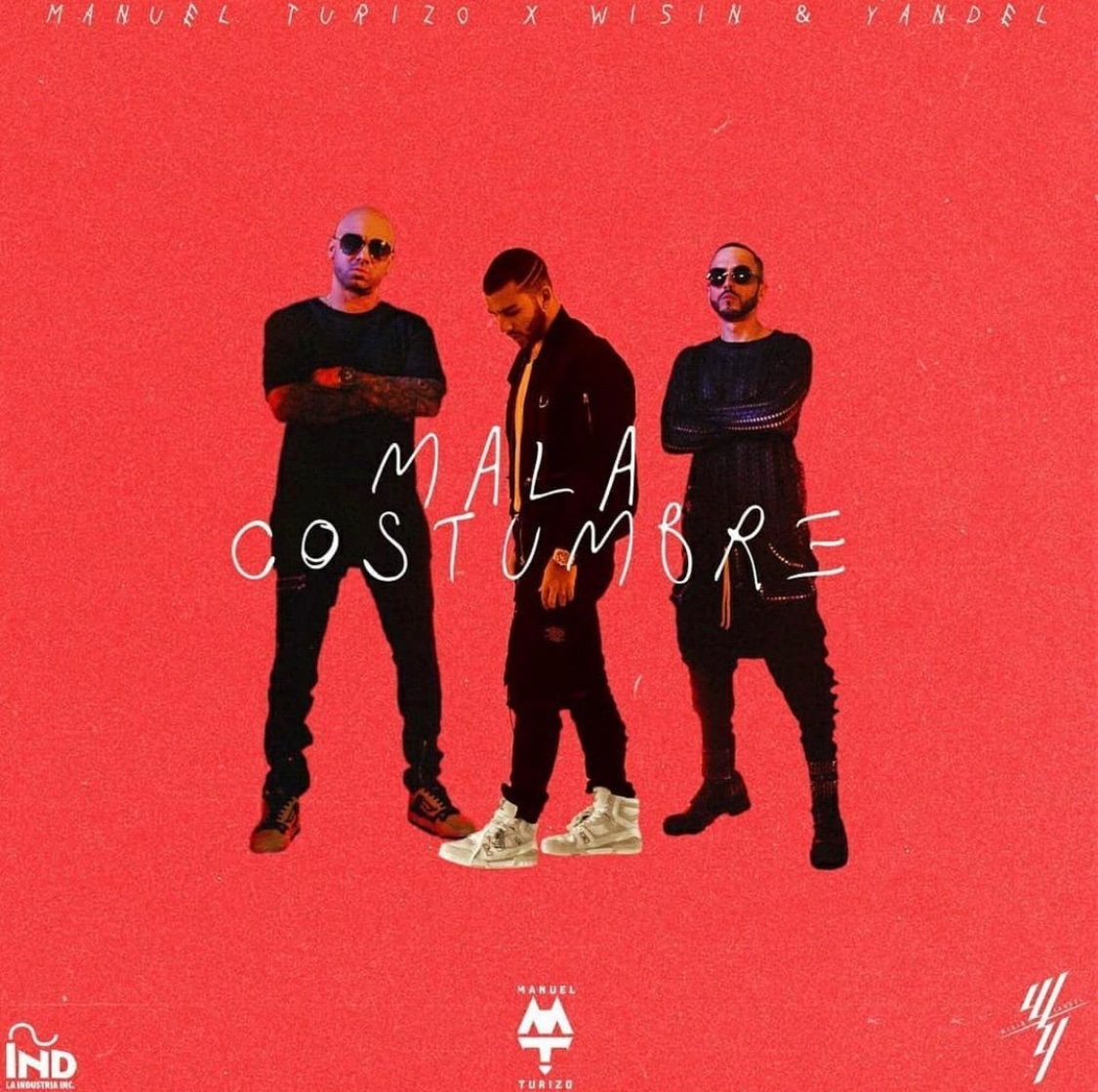 New Heights: Manuel Turizo collaborates with Wisin Y Yandel in Mala Costumbre